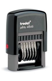 trodat printy line pa 4846